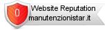 Manutenzionistar.it website reputation