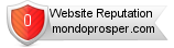 Mondoprosper.com website reputation