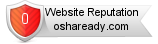 Oshaready.com website reputation