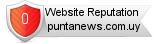 Rating for puntanews.com.uy