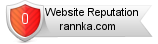 Rannka.com website reputation