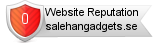 Salehangadgets.se website reputation