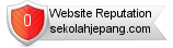 Rating for sekolahjepang.com