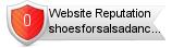 Shoesforsalsadancing.com website reputation