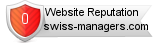 Swiss-managers.com website reputation
