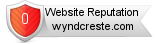 Wyndcreste.com website reputation